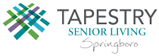Tapestry Senior Springboro Logo